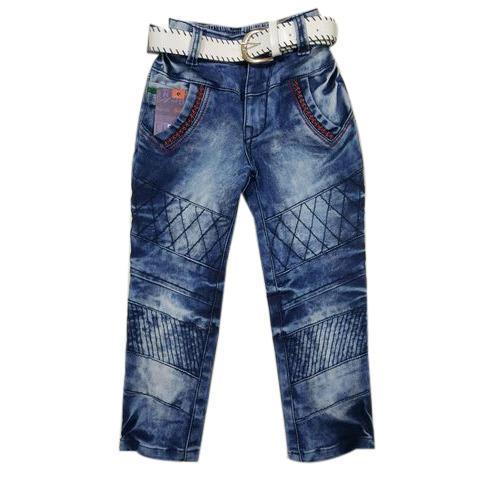 Kids Denim Pants