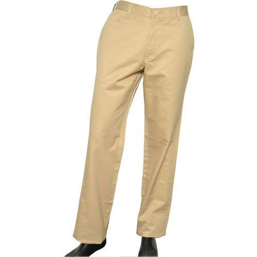 Men's Flat Trousers