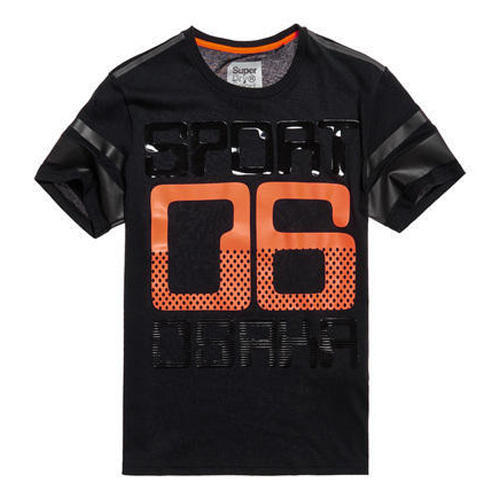 Kids Printed Sports T-shirt