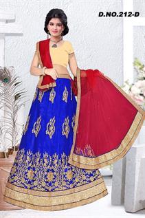 Ladies Ethnic Lengha Choli