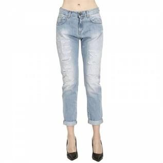 Cotton Polyester Women's Jeans