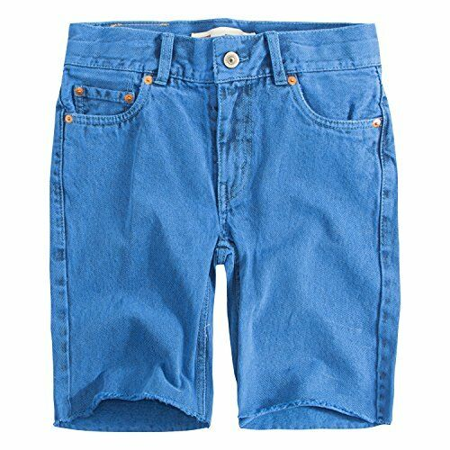 Boy's Basic Jeans Shorts
