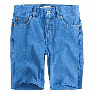 Boy's Basic Jeans Shorts