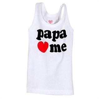 Kids Casual Tank Tops