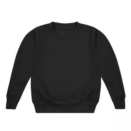 Kids Plain Sweatshirts