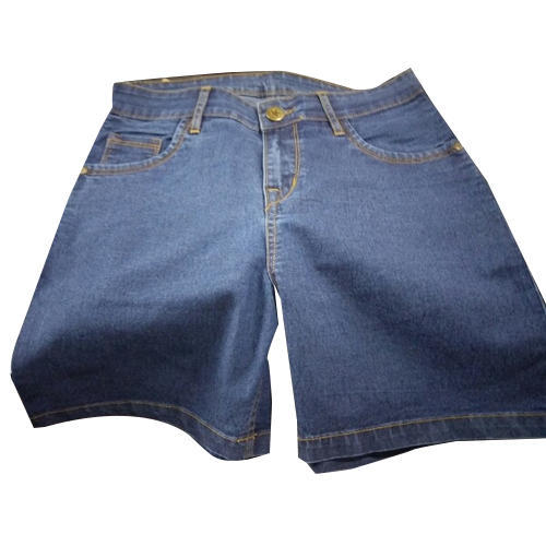 Kids Denim Jeans Shorts