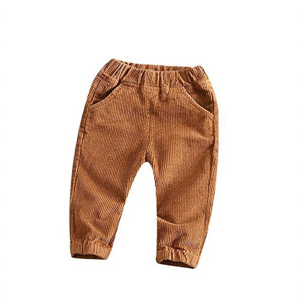 Kids Corduroy Trousers