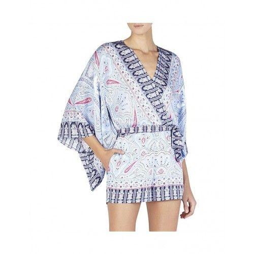 Women's Printed Kimono