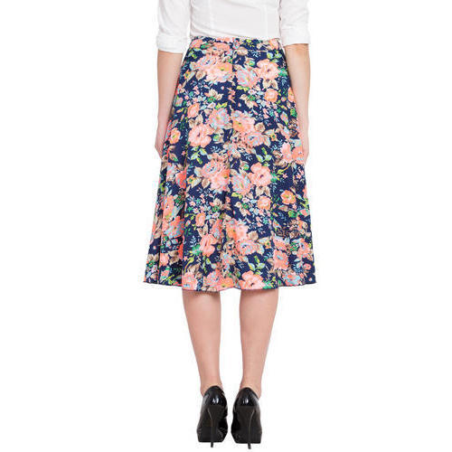 Ladies Floral Skirt