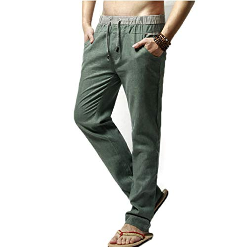 Men's Elastic Pants