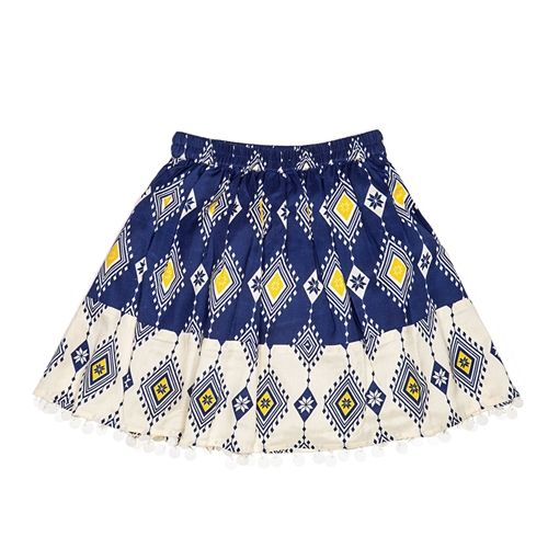 Kids Printed Skirt