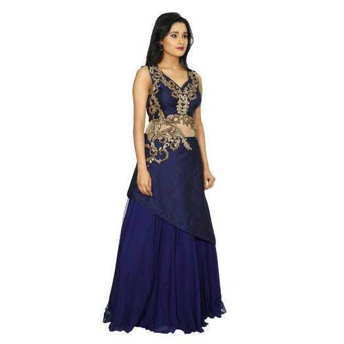 Ladies Indo-Western Gowns