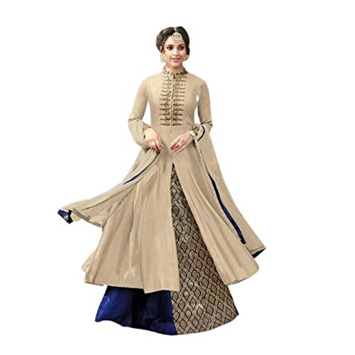 Indo-Western Gowns