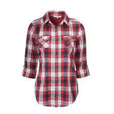 Ladies Checks Shirts