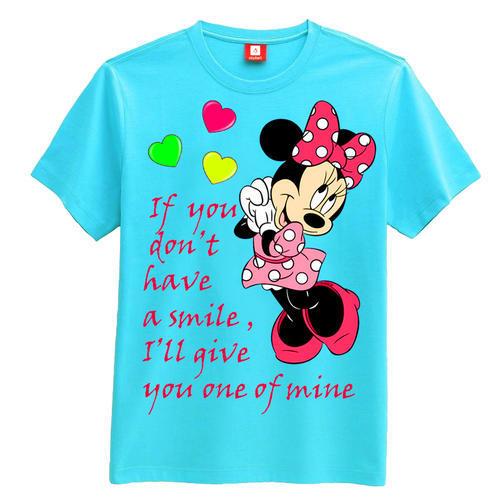 Kids Printed T-Shirts