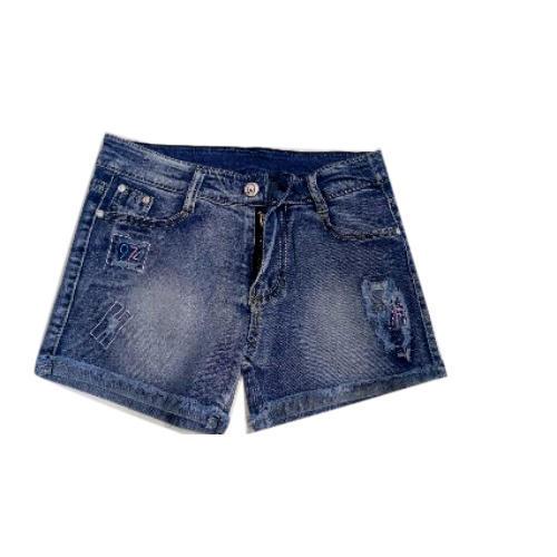 Ladies Denim Jeans Shorts