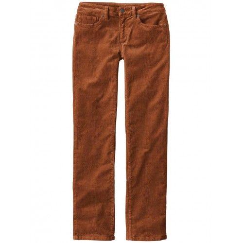 Ladies Corduroy Trousers