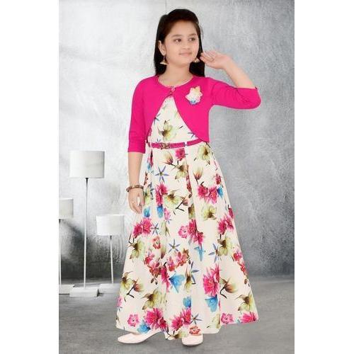 Girl's Fancy Dresses