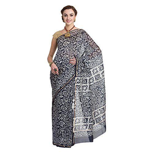 Girls Printed Sarees