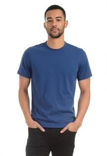 Single Jersey Crew Neck T-Shirt