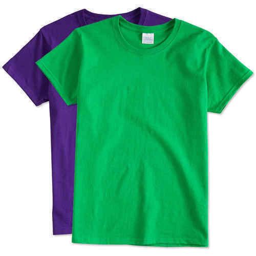 Ladies Plain T-Shirt