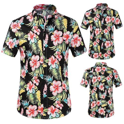 Men's Beach Shirt
