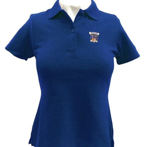 Ladies Uniform Look Style Polo Shirts