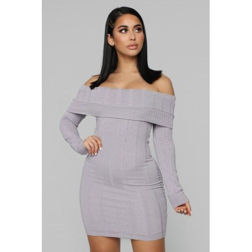 Women's Mini Sweater Dress