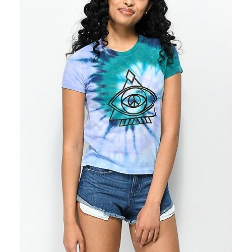Ladies Tie dye T-shirts