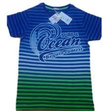 Kids Branded Surf T-Shirts