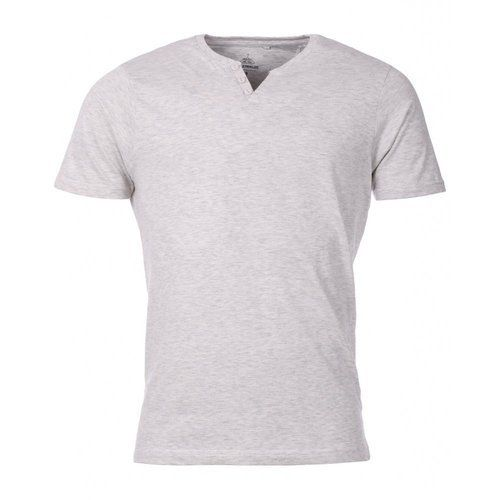 Men's Rib Neck T-Shirt