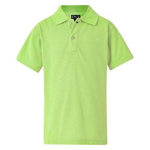 Kids Plain Polo Shirts