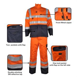 Men's Safety Uniforms