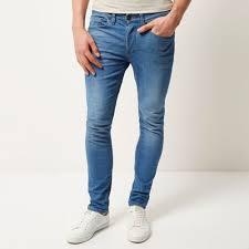 Men's Denim Jeans Pants