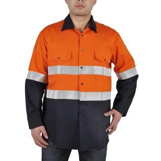 Flame Resistant Working Anti Static Shirts