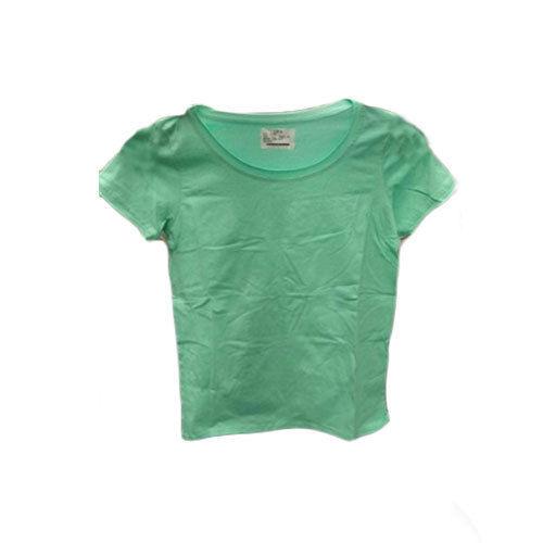 Ladies Round Neck T-Shirts