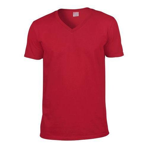Kids V-Neck Plain T-Shirts