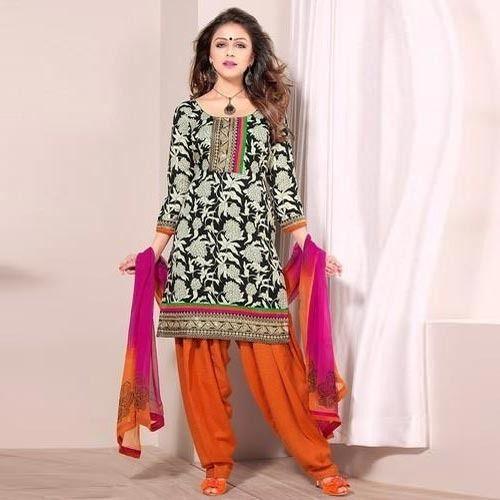 Women's Printed Salwar Suits