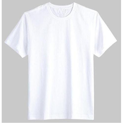 White Color Men's T-shirts