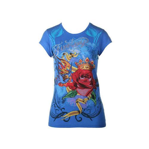 Ladies Printed T-shirts