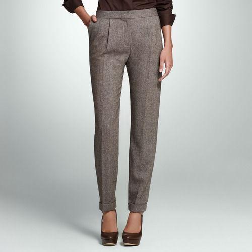 Ladies Formal Trousers