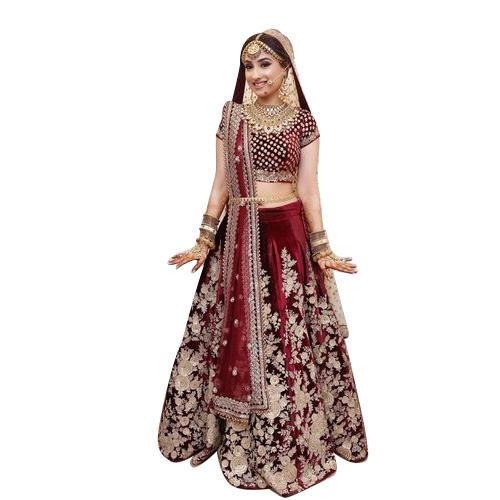 Women's Bridal Lengha