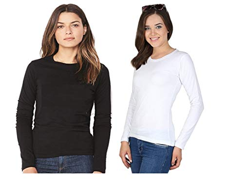 Women's Full Sleeve T-Shirts