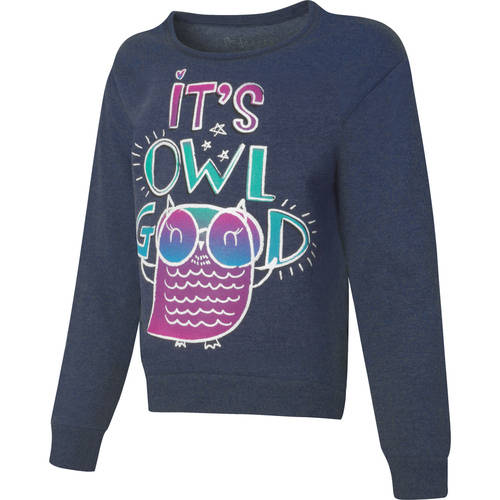 Ladies Printed Sweatshirt