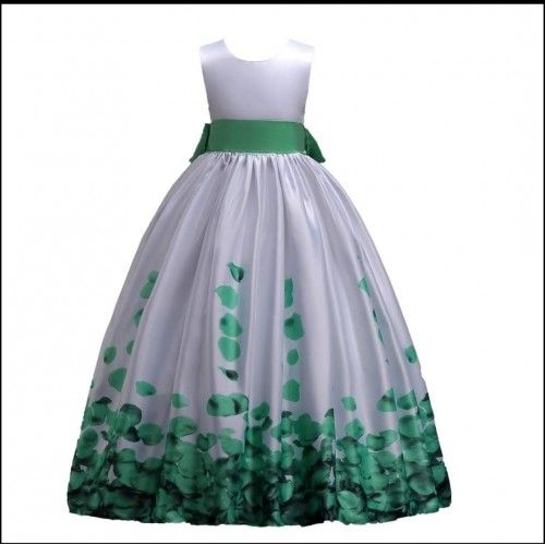 Girls Printed Dresses
