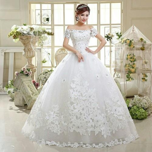 Ladies Bridal Dress