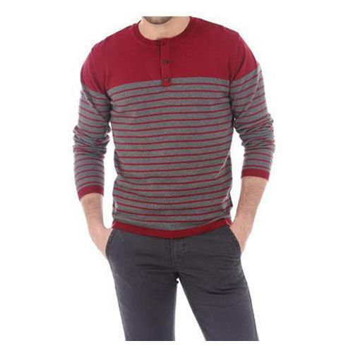 Men's Knitted T-Shirts