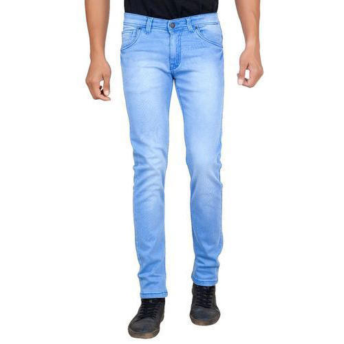 Men's Woven Denim Jeans