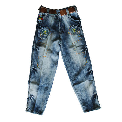 Customized Kids Jeans