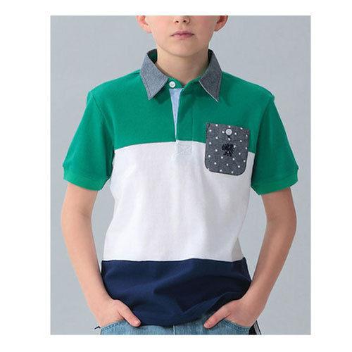 Kids Casual Polo T-shirts